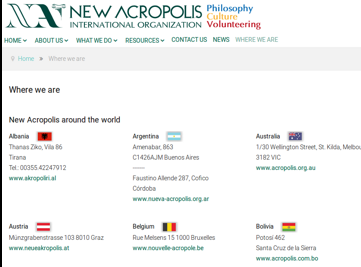 Acropolis International